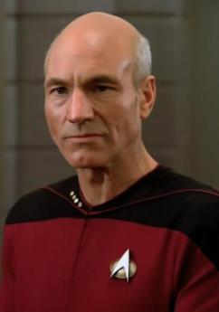Capitão Jean-Luc Picard